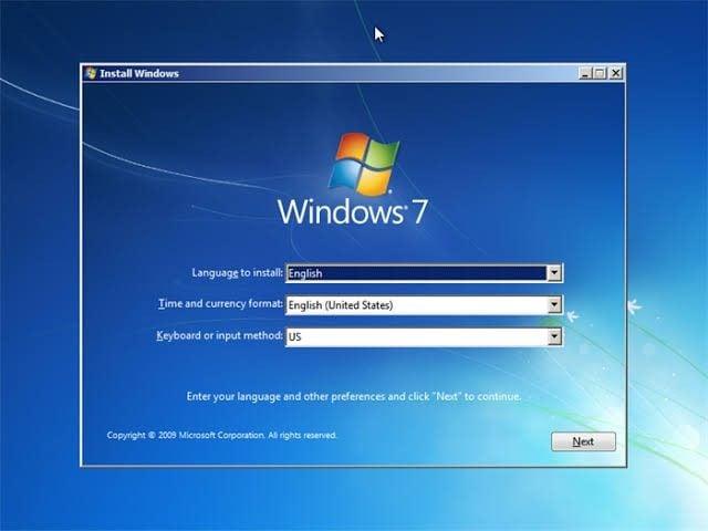 restore mbr windows 7 2