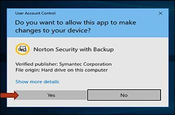 uninstall norton antivirus from pc