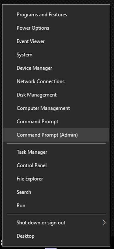 limpar armazenamento de bcd de memória ruim 1