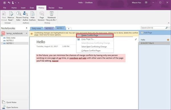 content-sync-conflict-on-onenote-2