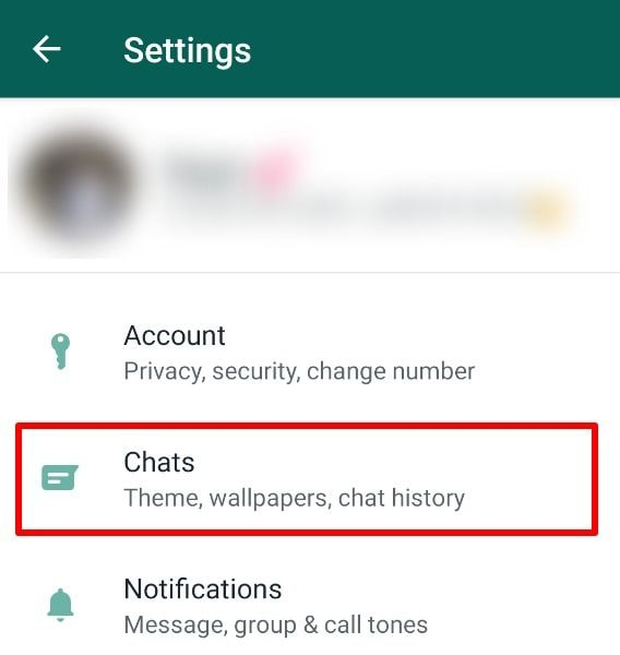 select-chats-in-settings