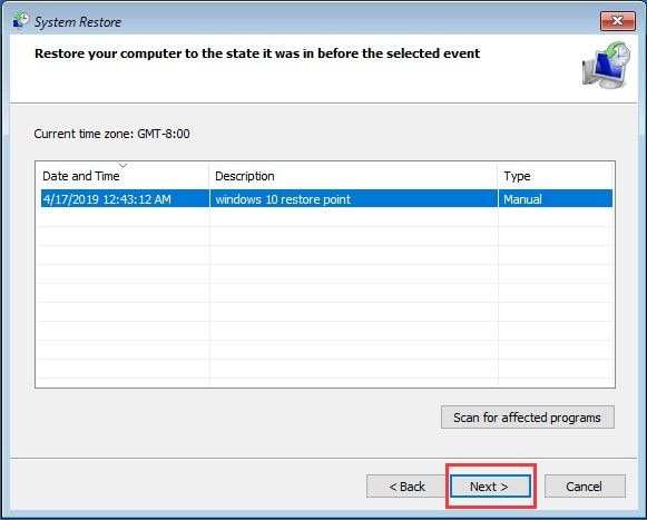 using-restore-point-for-backup-2