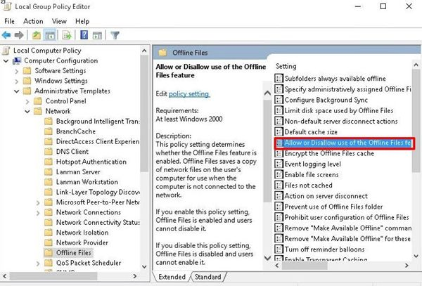 allowing-the-use-of-offline-files