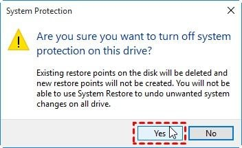 disable-system-protection-and-delete-restore-points-3