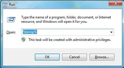 View Temp Files