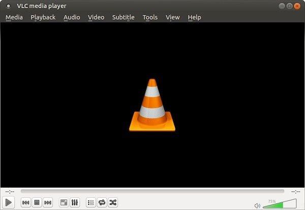 VLC Media Player Interface