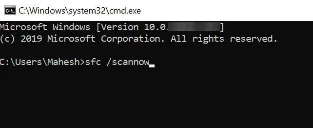 fix corrupted files 2