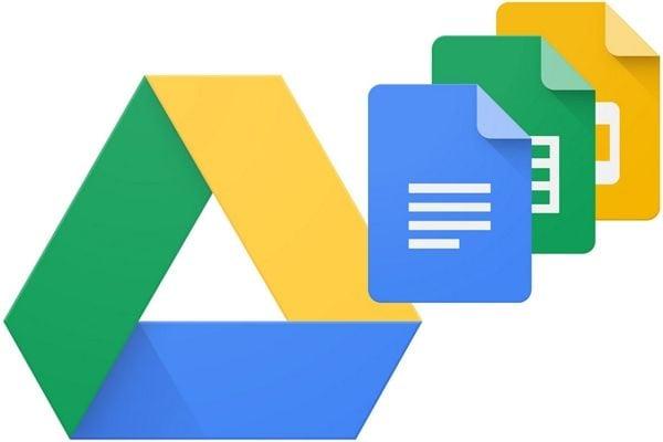 Wiederherstellen von Google Drive