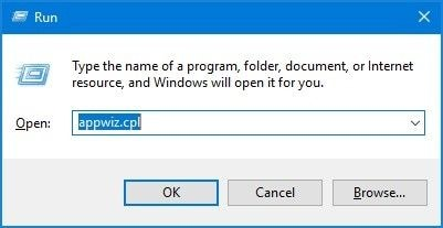 remove third party software 1