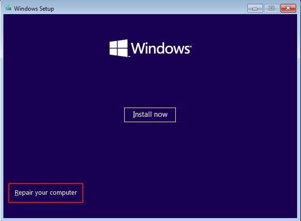 reparar seu computador