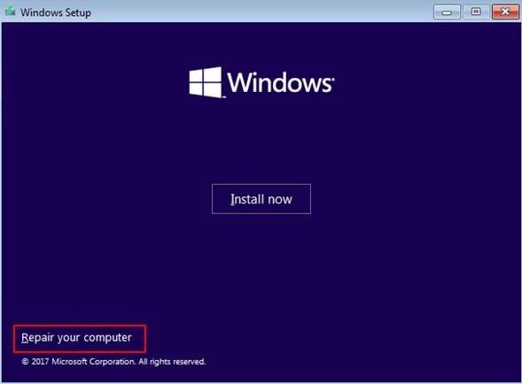 select-repair-your-computer