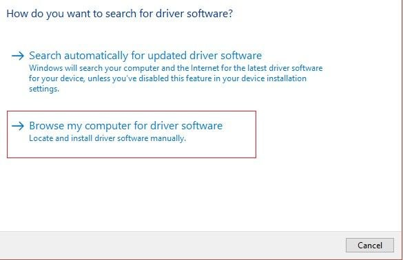 update device drivers 4