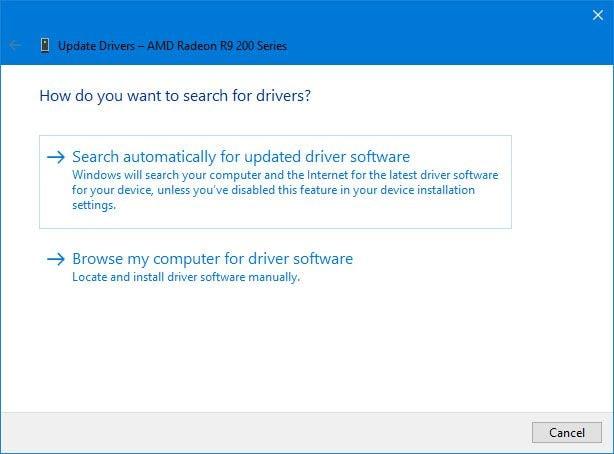 update driver 3 1