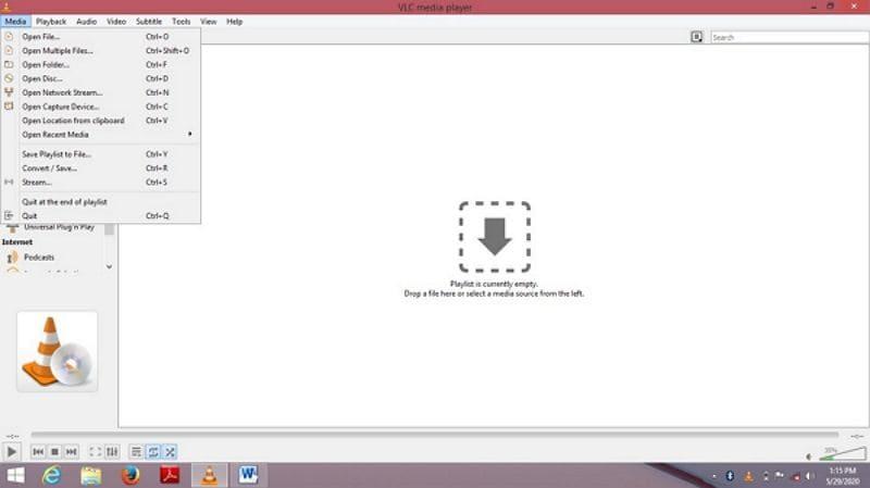 Eine Datei lokalisieren und öffnen