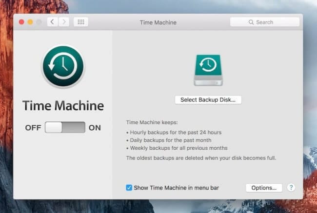 boot mac into recovery mode from time machine