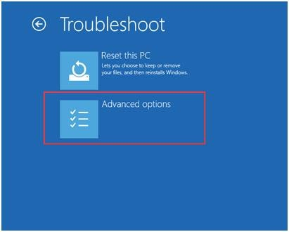 check boot order troubleshoot 5