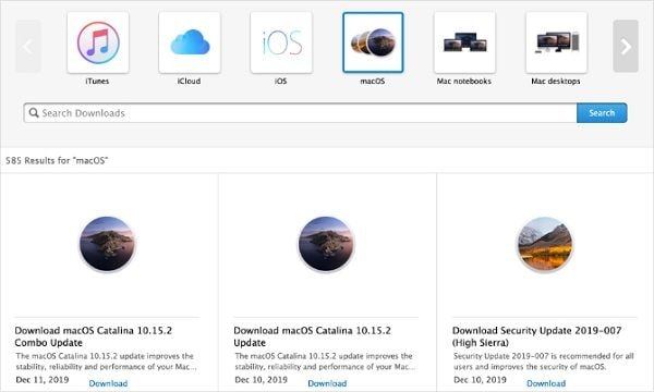 macOS Combo Installer
