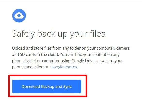 download-new-backup-and-sync