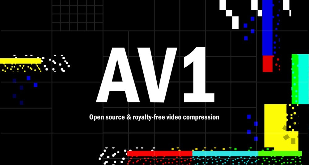 av1 video player for playback