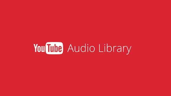 youtube audio library banner