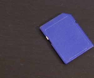 fixed SD card