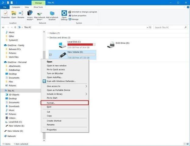 remove shortcut virus