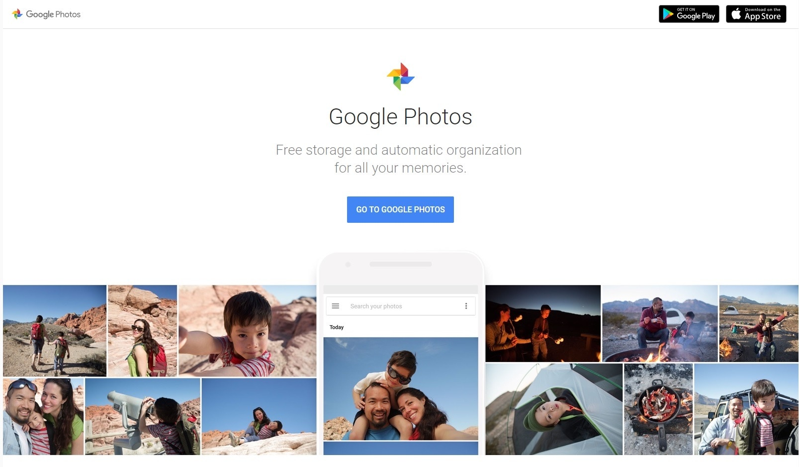 open google photos on your pc