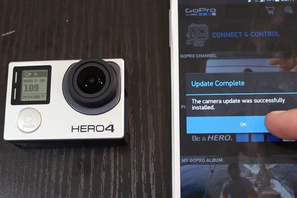 gopro camera software update