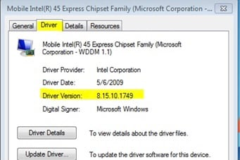 updating graphics card drivers