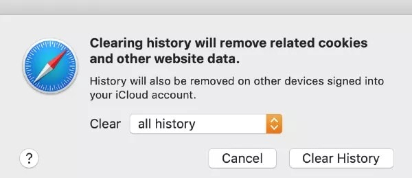 select the time period of history