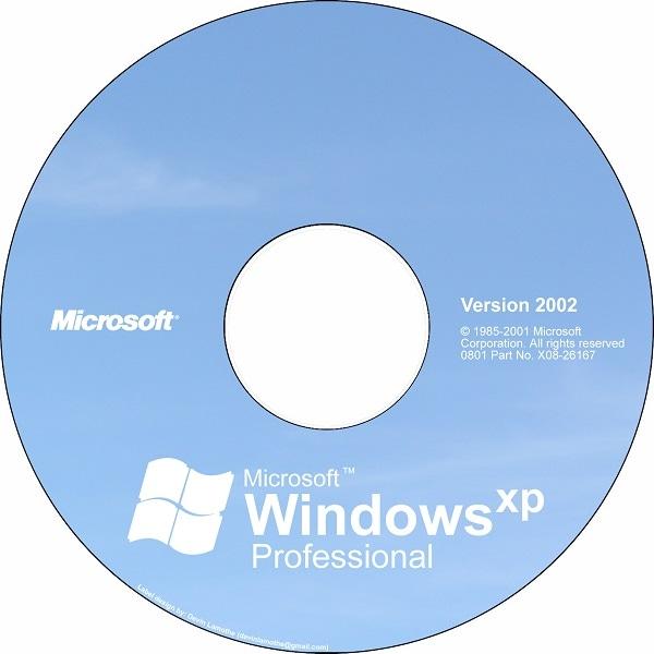 Windows XP Installation Disc