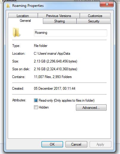empty directories deleted