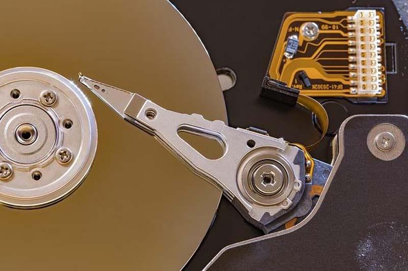 hard drive motor
