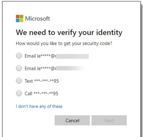 Get Xbox Recovery Code