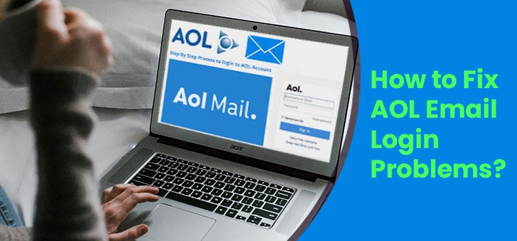Try to login on AOL email account