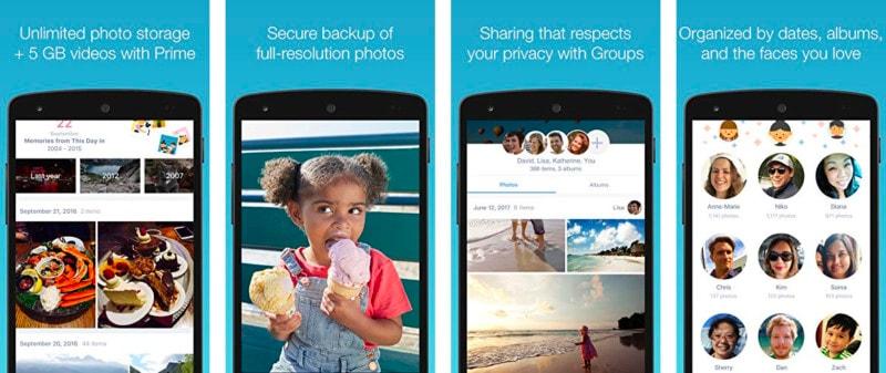 Amazon Photos for mobile device