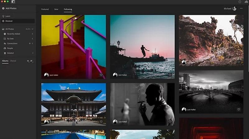Adobe Lightroom Photo Manager