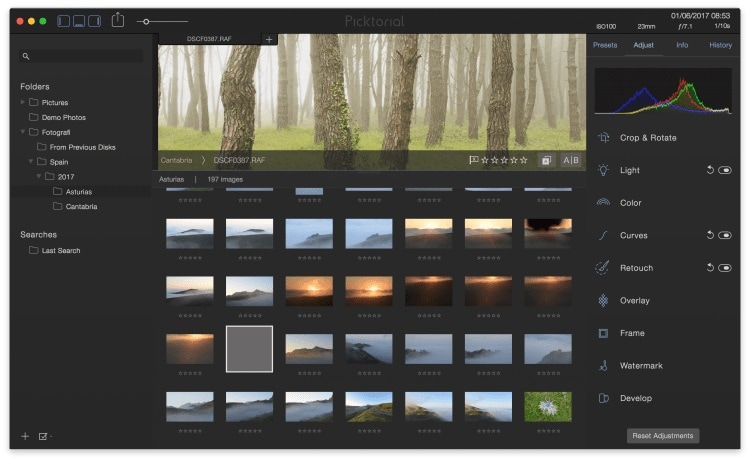 Picktorial Photo Manager