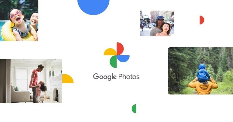 Google Photos Run Faster Banner