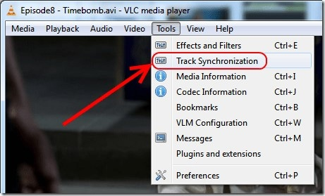 access track synchronization feature