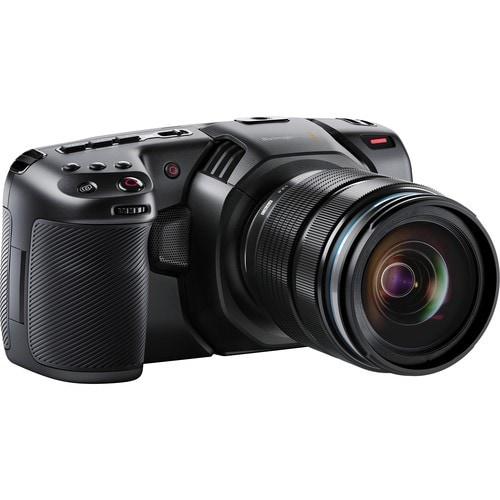 blackmagic design pocket cinema camera design