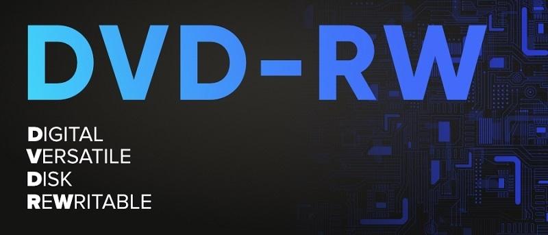 DVD- RW