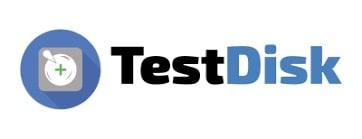 Recuperación de datos de TestDisk
