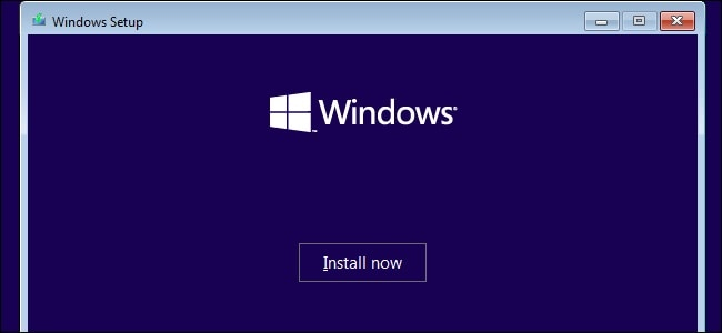 Windows Installation Media