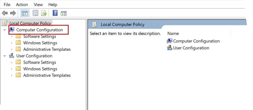 click-computer-configuration