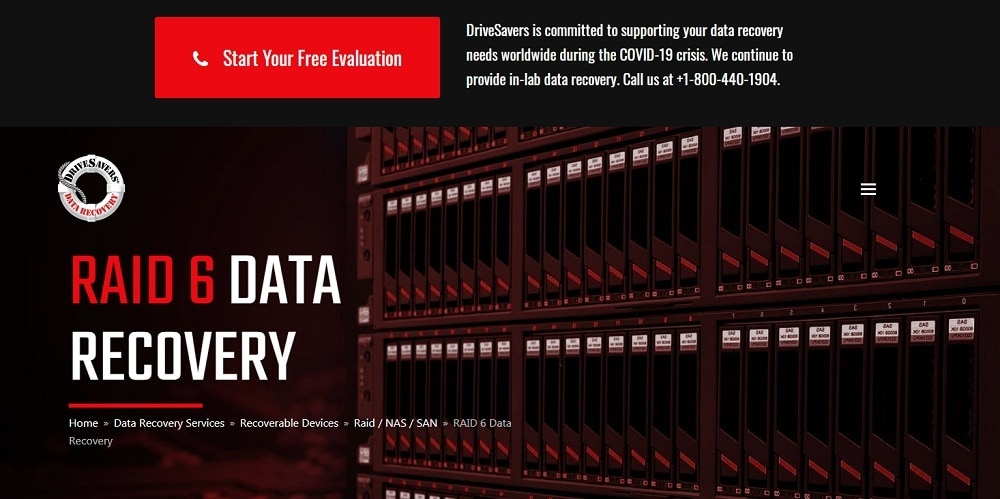 raid 6 data recovery services