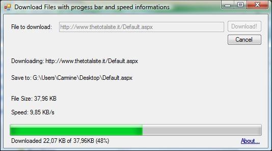 redownloading files