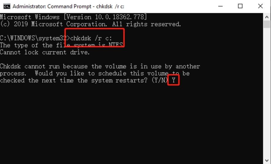 schedule-disk-check-upon-restart