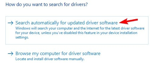 automatically update  your drivers