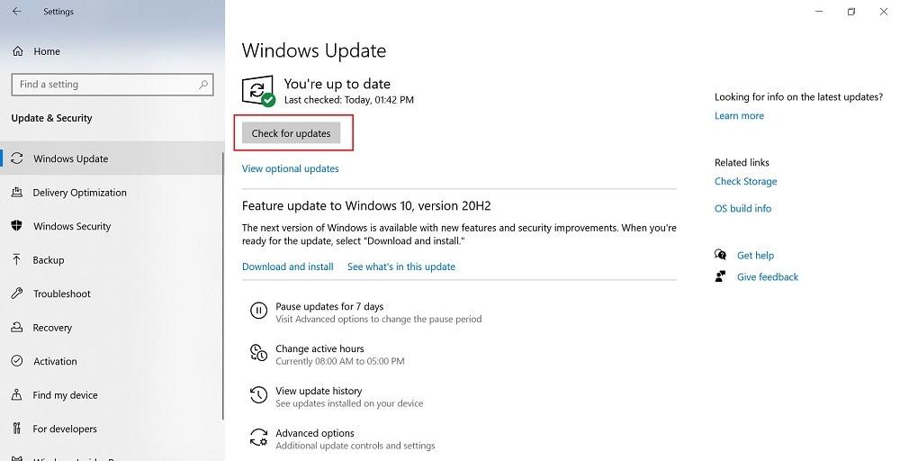 update-windows10